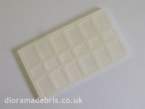 1:35 Scale 600 x 450 Paving Slabs Mould (1350063)